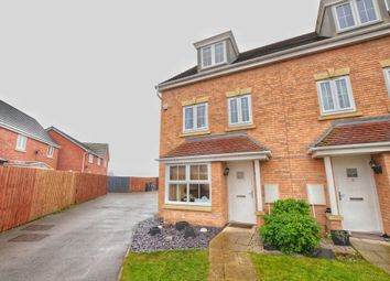Thumbnail 4 bed end terrace house for sale in St. Helens Avenue, Barnsley