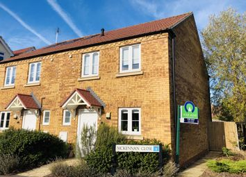 Thumbnail 3 bedroom semi-detached house for sale in Mckennan Close, Clapham, Bedford