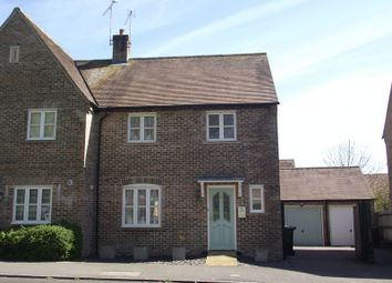 Thumbnail 3 bedroom semi-detached house to rent in Chestnut Road, Charlton Down, Dorchester