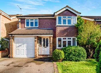 Thumbnail 4 bed detached house for sale in Hartlands Close, Bexley