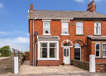 Thumbnail 4 bed semi-detached house for sale in Moor Road, Croston, Leyland