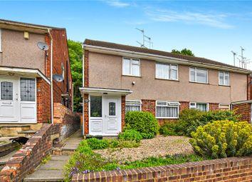 Thumbnail 2 bedroom maisonette for sale in Lea Vale, Crayford, Kent