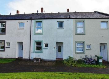 Thumbnail 3 bed terraced house for sale in Harriston, Aspatria, Wigton, Cumbria