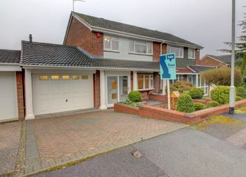Thumbnail 3 bed semi-detached house for sale in Ashlands Close, Tamworth