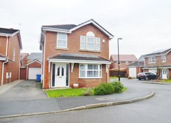 Thumbnail 4 bed detached house for sale in Poplar Drive, Coppull, Chorley