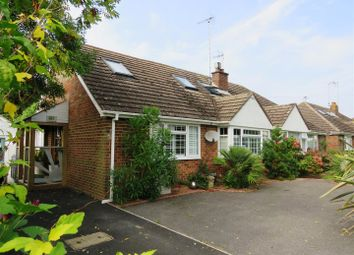Thumbnail 3 bedroom semi-detached bungalow for sale in Priory Road, Burgess Hill