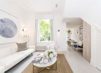 Thumbnail 1 bed flat for sale in Cathcart Road, West Chelsea, London