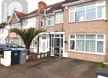 Thumbnail 3 bed terraced house to rent in Kingsbury, London