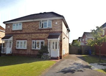 Thumbnail 3 bedroom semi-detached house to rent in Monash Close, Kirkby, Liverpool