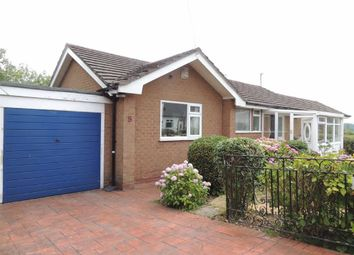 Thumbnail 2 bed detached bungalow for sale in Beechwood Drive, Marple, Stockport