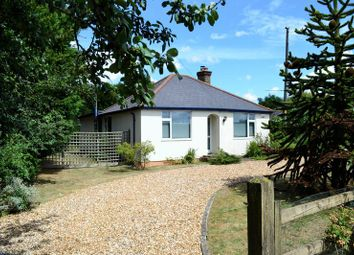 Thumbnail 3 bedroom detached bungalow for sale in Highstreet Road, Hernhill, Faversham
