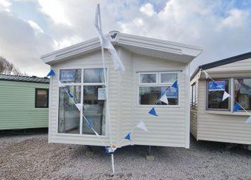 2 bed mobile/park home for sale in Regent Bay Holiday Park, Westgate, Morecambe LA3