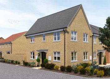 Thumbnail 3 bed semi-detached house for sale in Cleavland Court, Thorpe Willoughby, Selby