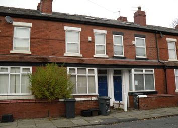 5 bed terraced house to rent in Westbourne Road, Fallowfield, Manchester M14
