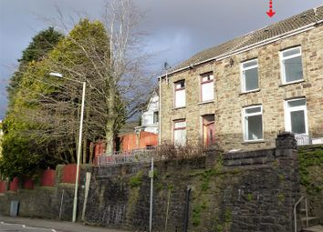 Thumbnail 3 bed terraced house for sale in Oxford Street, Pontycymmer, Bridgend, Mid Glamorgan.