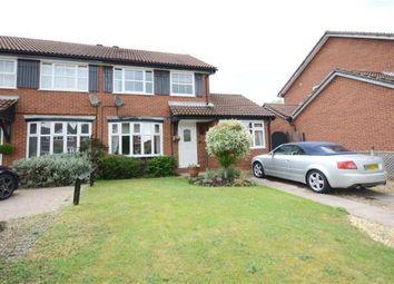 Thumbnail 4 bedroom semi-detached house for sale in Skelmerdale Way, Earley, Reading