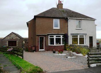 Thumbnail 2 bed semi-detached house for sale in Braehead Road, Pittenweem