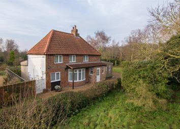 Thumbnail 4 bedroom detached house for sale in Main Road, West Keal, Spilsby