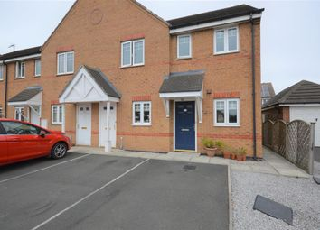 Thumbnail 2 bed flat for sale in Sandpiper Close, Filey