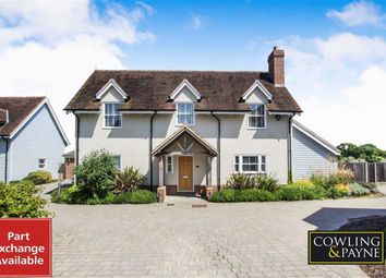 Thumbnail 4 bed detached house for sale in The Paddocks, Southend Road, Essex