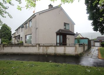 Thumbnail 3 bed terraced house for sale in Cashel Drive, Newtownabbey