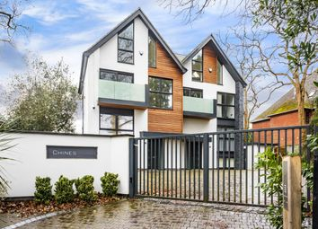 Thumbnail 4 bed town house to rent in Delhi Close, Lower Parkstone, Poole