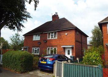 Platt Lane, Manchester, Greater Manchester, Uk M14. 2 bed semi-detached house