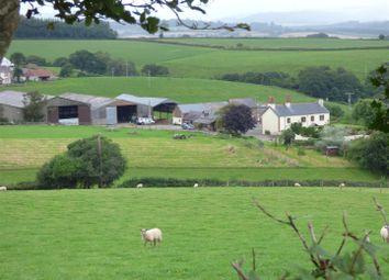 Thumbnail 5 bed farm for sale in Chittlehampton, Umberleigh
