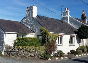 Thumbnail 3 bed cottage for sale in Caeathro, Caernarfon, North Wales