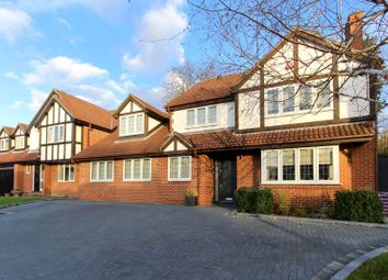 Thumbnail 5 bedroom detached house for sale in Priory Field Drive, Edgware