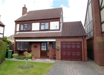Thumbnail 3 bed detached house for sale in Strathmore Gardens, South Elmsall