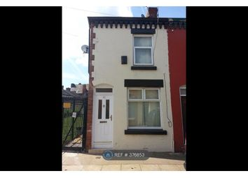 Thumbnail 2 bed end terrace house to rent in Gorst Street, Liverpool