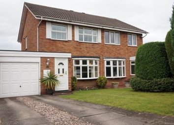 Thumbnail 3 bedroom semi-detached house for sale in Hadleigh Croft, Minworth, Sutton Coldfield