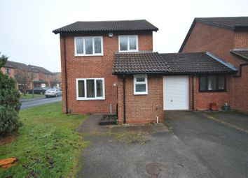 Thumbnail 3 bed link-detached house to rent in Maywell Drive, Solihull