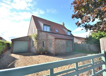 Thumbnail 3 bed detached house to rent in Holt Road, Langham, Holt