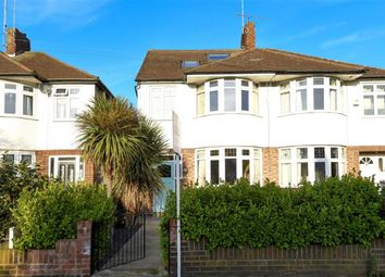 Thumbnail 4 bed semi-detached house for sale in Tudor Drive, Kingston Upon Thames, Surrey