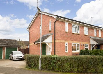 Thumbnail 2 bed end terrace house for sale in Fall Close, Aylesbury