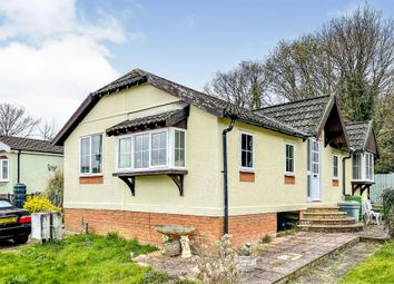 Thumbnail 2 bed mobile/park home for sale in Bower Heath Lane, Harpenden