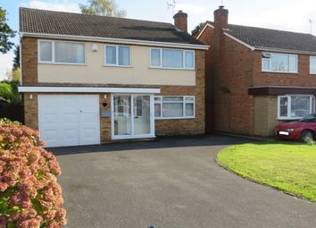 Thumbnail 4 bed detached house to rent in Coldstream Road, Sutton Coldfield