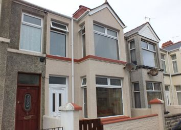 Thumbnail 3 bed terraced house for sale in Starbuck Road, Milford Haven, Pembrokeshire