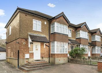 Thumbnail 3 bed end terrace house for sale in Northwood, Middlesex