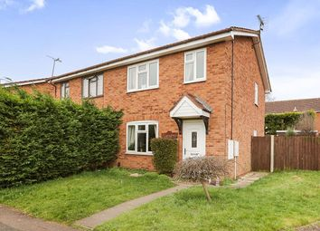 Thumbnail 3 bed semi-detached house for sale in Linnet Rise, Kidderminster