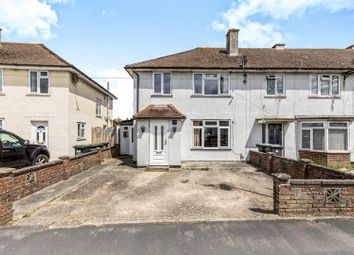 Thumbnail 3 bed semi-detached house for sale in Nobes Avenue, Bridgemary, Gosport