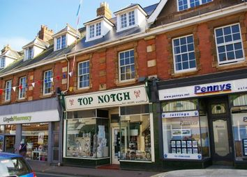 Thumbnail 2 bed maisonette for sale in Budleigh Salterton, Devon