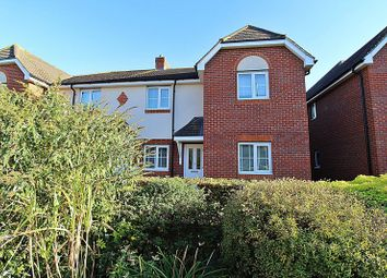 Thumbnail 2 bed flat for sale in Chambers Way, Biggleswade