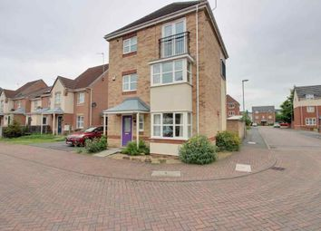 Thumbnail 5 bed detached house for sale in Pagett Close, Hucknall, Nottingham
