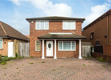 Thumbnail 4 bed detached house for sale in Uxbridge Road, Harrow