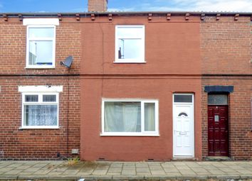 Thumbnail 2 bed terraced house to rent in Albany Place, South Elmsall, Pontefract