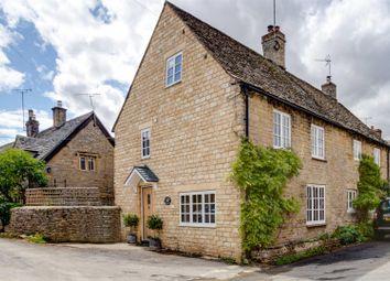 Thumbnail 3 bed end terrace house for sale in Oddington, Moreton-In-Marsh