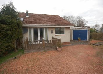 Thumbnail 3 bedroom semi-detached bungalow for sale in Ogilvie Way, Knightsridge, Livingston